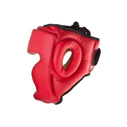 Шлем боксерский RHG-140 PL красный, размер XL