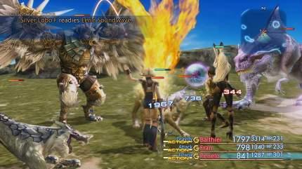 Игра для Nintendo Switch Final Fantasy XII: The Zodiac Age