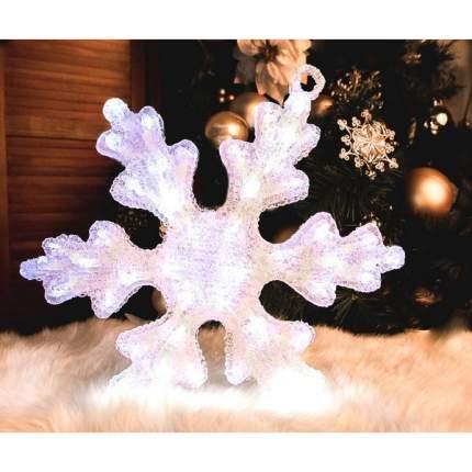 Kaemingk Снежинка светящаяся, 40 см, уличная