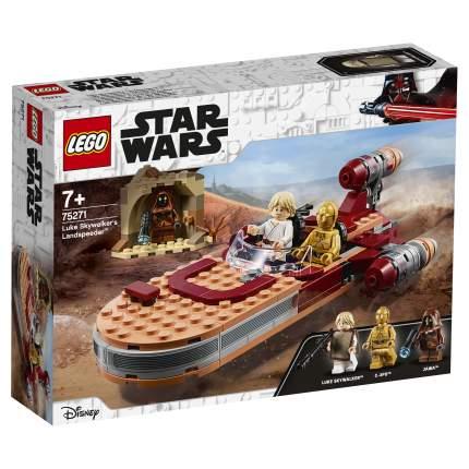 Конструктор LEGO Star Wars 75271 Спидер Люка Сайуокера