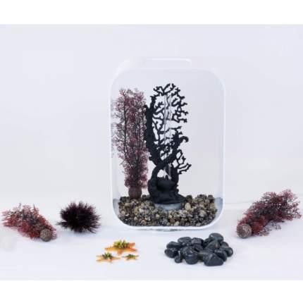 Искусственное растение для аквариума biOrb Малиновый морской веер, средний, 30см