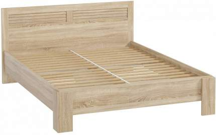Кровать Кантри 140 Дуб Сонома