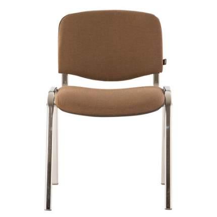 Офисный стул Brabix CF, хром/бежевый