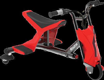 Электробайк для дрифта RAZOR Drift Rider