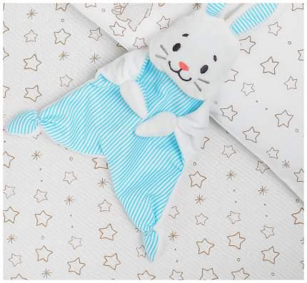 Игрушка для новорождённых Зайчонок Бубенчик Крошка Я