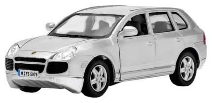 Машина инерционная Kinsmart Porsche Cayenne Turbo, масштаб 1:38, открываются двери
