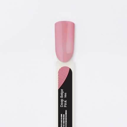 Гель-лак для покрытия ногтей Lianail Камуфлирующая база Deep Beige Pink