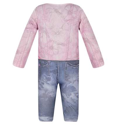 Комбинезон Папитто для девочки Fashion Jeans 561-01 р.22-74