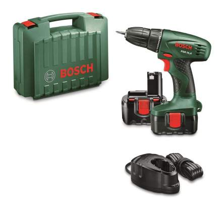 Аккумуляторная дрель-шуруповерт Bosch PSR 14 603955424