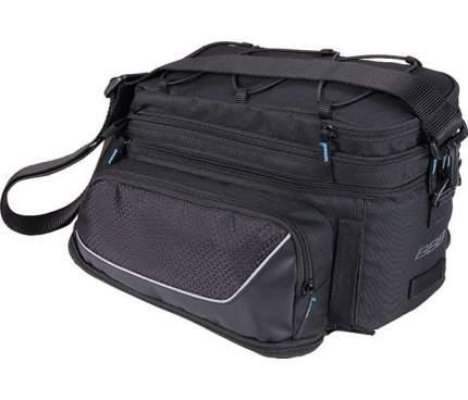 Велосипедная сумка BBB BSB-133 Trunkpack черная