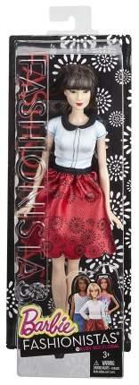 Кукла Barbie Модница 19 (Красный рубин) DGY61