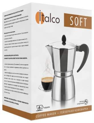 Кофеварка гейзерная Italco 275600 Серебристый