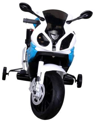 Детский электромотоцикл Jiajia BMW S1000PR Синий