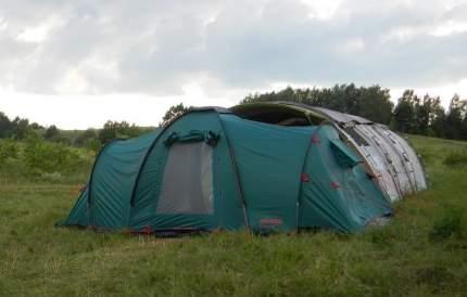 Палатка Tramp Brest 4 V2 зеленый Цвет зеленый