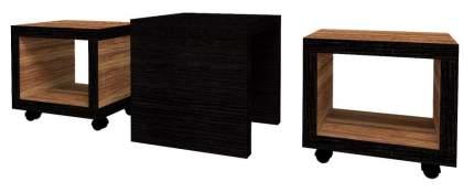Журнальный столик Глазов мебель Хайпер 2 GLZ_61803 101,6х49,2х51,9 см, венге/палисандр