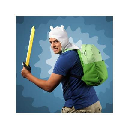 Рюкзак детский Bioworld Adventure Time Finn s Bag c капюшоном