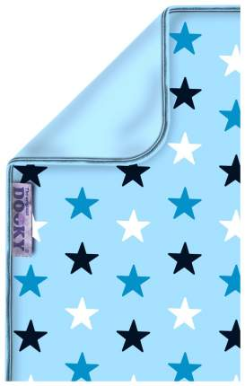 Плед dooky Xplorys baby blue star