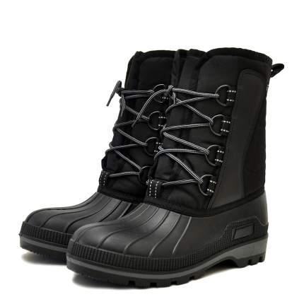 Ботинки для рыбалки Nordman Kraft, черные, 43 RU