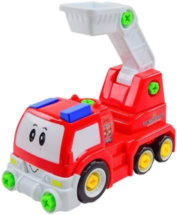 Машина-конструктор Пожарная машина, 36 деталей Shantou