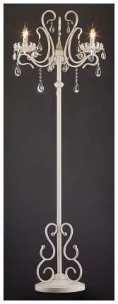 Торшер Eurosvet Strotskis 12505/3F белый