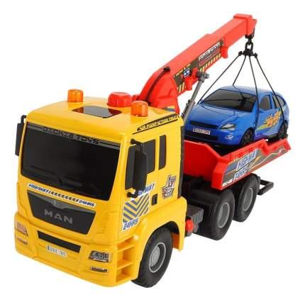 Эвакуатор с машинкой Dickie, 55 см и 26 см