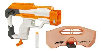 Набор оружия Nerf модулус сет 3: искусный заЩитник b1536