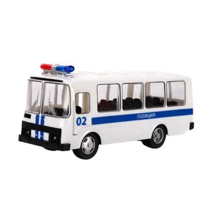 Полицейская Машинка Технопарк Паз 3205 Полиция