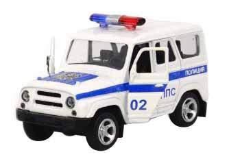 Полицейская машина Play Smart р41129