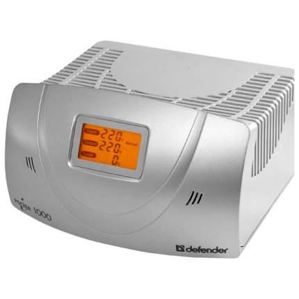 Однофазный стабилизатор Defender AVR iPOWER 1000VA 99025