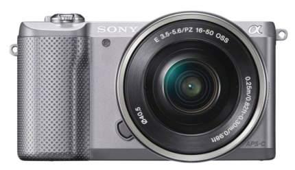 Фотоаппарат системный Sony Alpha A5000 Kit 16-50 Silver