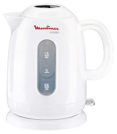 Чайник электрический Moulinex Noveo BY282130 White