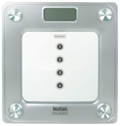 Весы напольные Tefal Atlantis PP3020 Серебристый
