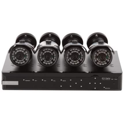 Система видеонаблюдения Kguard NS801-4CW214H