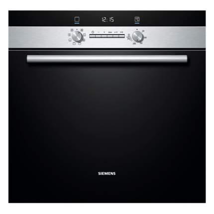 Встраиваемый электрический духовой шкаф Siemens HB43GT555 Silver