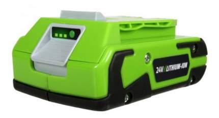 Аккумулятор LiIon для электроинструмента Greenworks G24B2 2902707