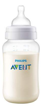Детская бутылочка Philips Avent Classic+ SCF566/17, 330 мл, 1 шт., 3 мес.+