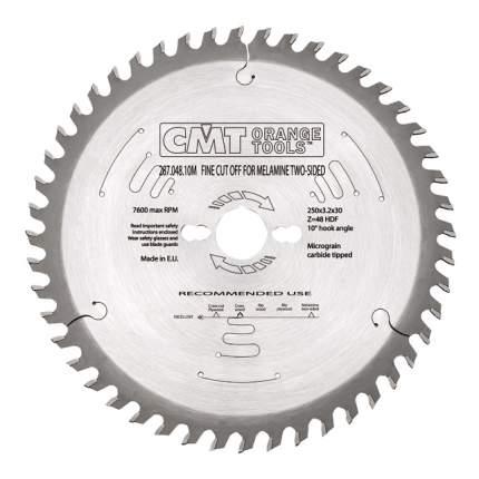 Пильный диск по дереву  CMT 287.042.09M