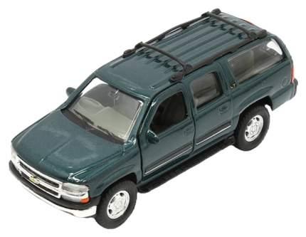 Коллекционная модель Welly CHEVROLET SUBURBAN 2001 42312 1:34