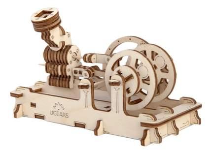 Сборная модель конструктор UGEARS Пневматический двигатель