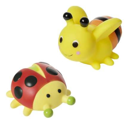 """Набор игрушек для ванны """"насекомые"""", 2 шт."""