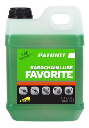 Масло для цепей бензопил PATRIOT FAVORITE BAR&CHAIN LUBE 850030580