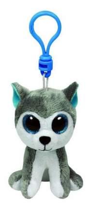 Мягкая игрушка TY Beanie Boos Брелок Волчонок Slush 12,7 см