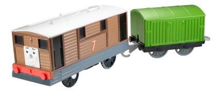 Набор Fisher-Price Thomas Тоби с вагоном BMK87 CDB70