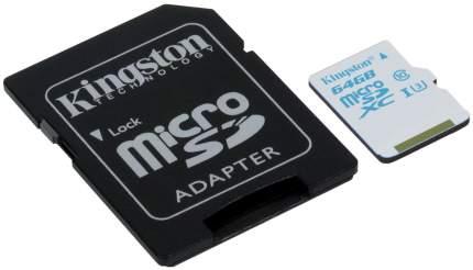Карта памяти Kingston Micro SDXC Action Camera SDCAC 64GB