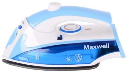 Утюг Maxwell MW-3050 White/Cyan
