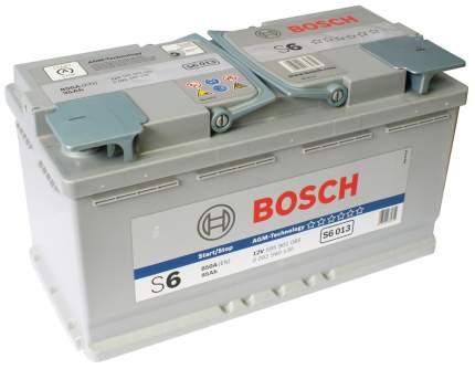Аккумулятор автомобильный автомобильный Bosch 0092S60130 95 Ач