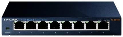 Коммутатор TP-LINK TL-SG108 Black