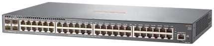 Коммутатор HP Aruba 2540 JL355A Черный