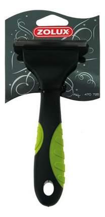 Фурминатор для собак ZOLUX, длина шерсти любая, черный