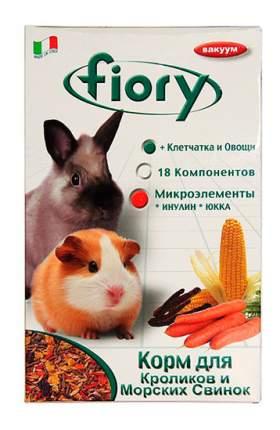 Корм для морских свинок, кроликов FIORY CONIGLI E CAVIE 0.85 кг 1 шт